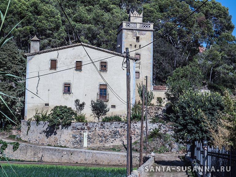 Сторожевая башня Кан Бонет