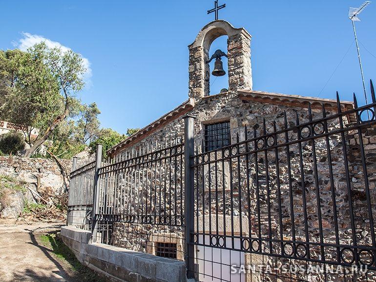 Приходская церковь в Санта Сусанне