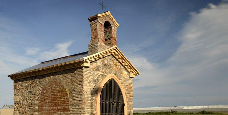 Древняя часовня Святого Христа